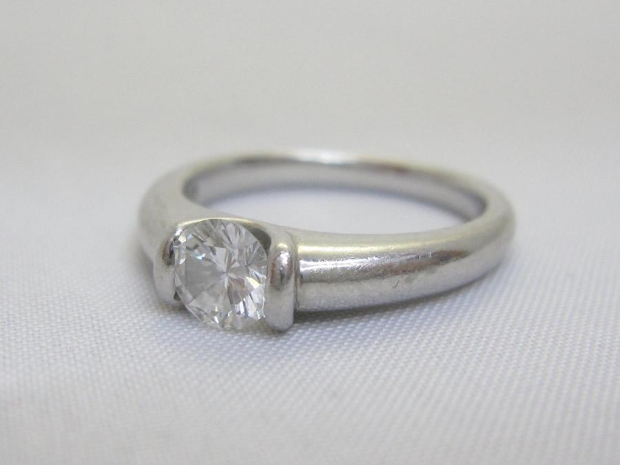 【Before】婚約指輪リフォーム製作