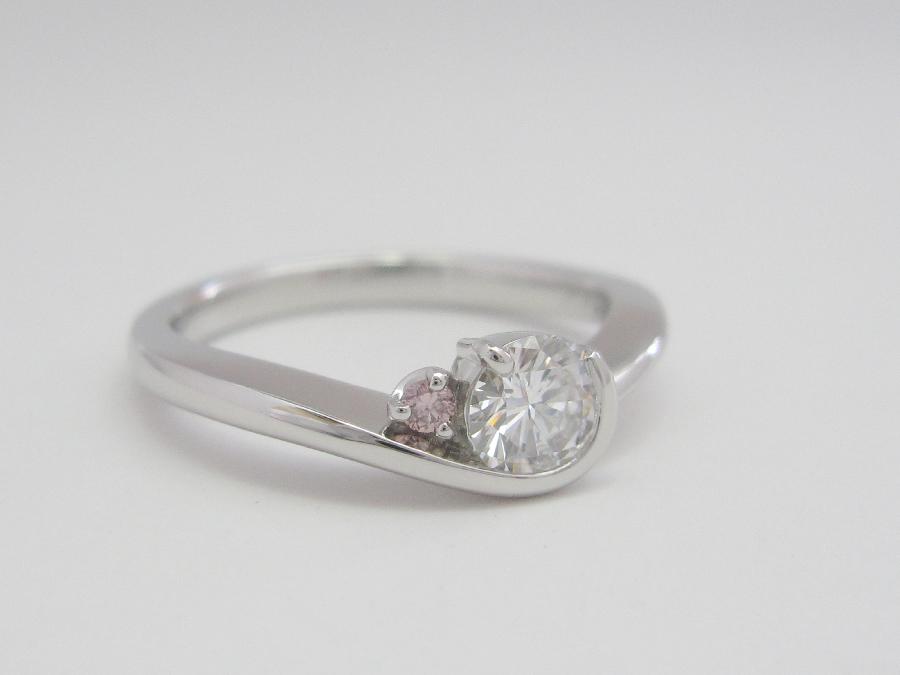 【After】婚約指輪リフォーム製作