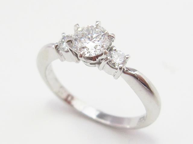 【Before】婚約指輪 普段使いリングへリフォーム