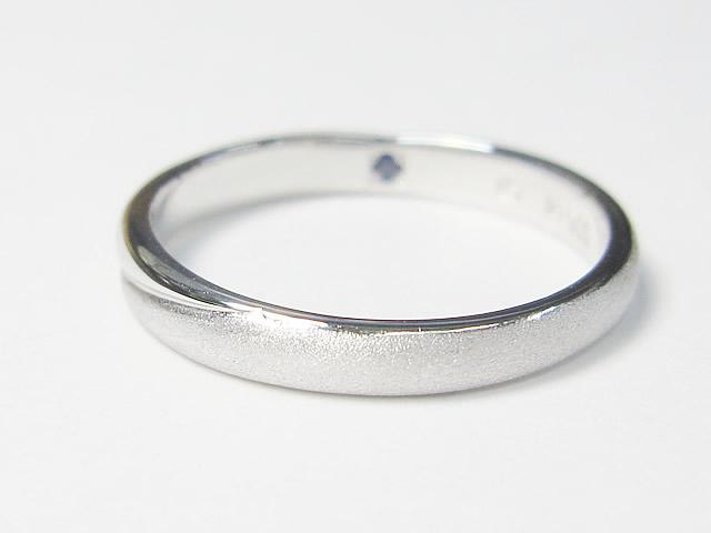 【After】サイズが小さく入らなかった指輪のサイズ直し
