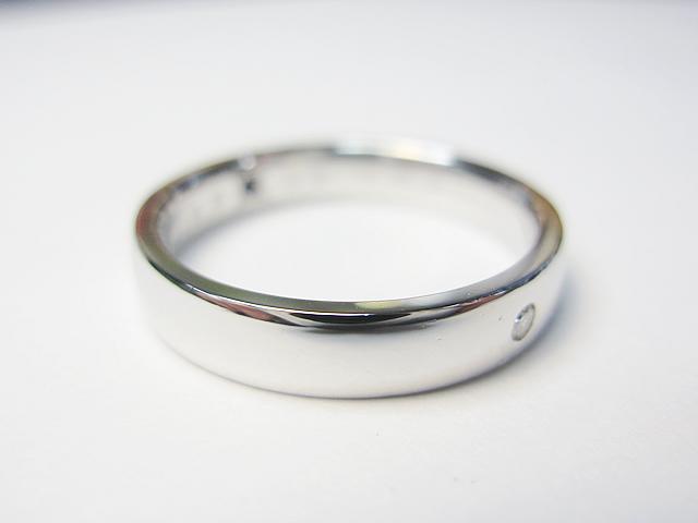 【After】指輪の磨き直し  新品のように綺麗になりました!
