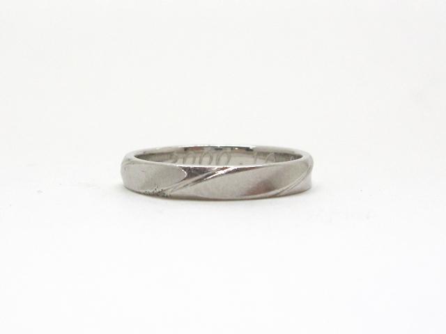 【Before】ずっと着けていたリングがピカピカに!大切な指輪のサイズ直し。