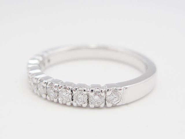 【After】石が無くなった指輪が元通り綺麗になりました!