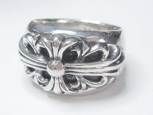 【Before】SV製リングの石留めカスタム  グレードアップ!お気に入りの指輪にダイヤを追加しました。